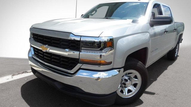 2017 Silverado 1500 Crew Cab, Pickup #170923 - photo 5