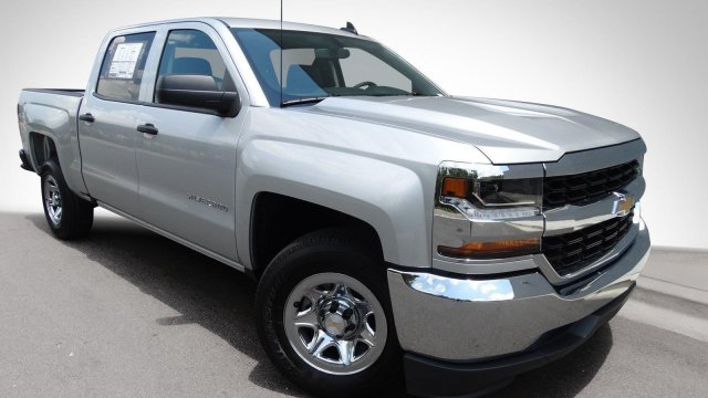 2017 Silverado 1500 Crew Cab, Pickup #170923 - photo 9