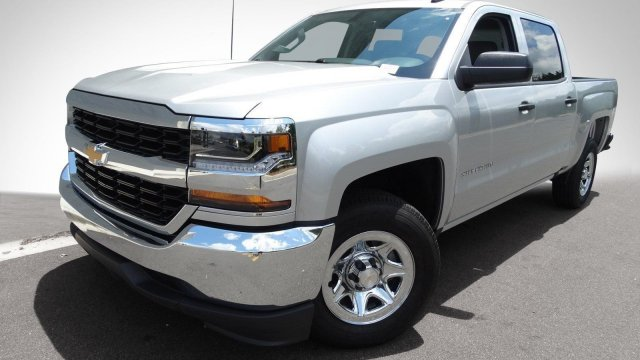 2017 Silverado 1500 Crew Cab, Pickup #170923 - photo 10