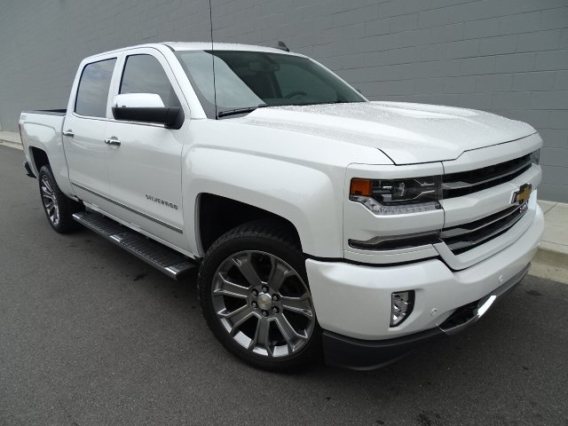 2017 Silverado 1500 Crew Cab 4x4 Pickup #170931 - photo 10