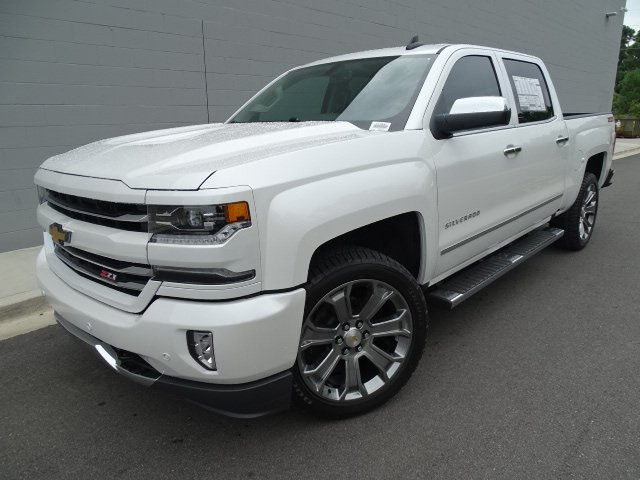 2017 Silverado 1500 Crew Cab 4x4 Pickup #170931 - photo 11