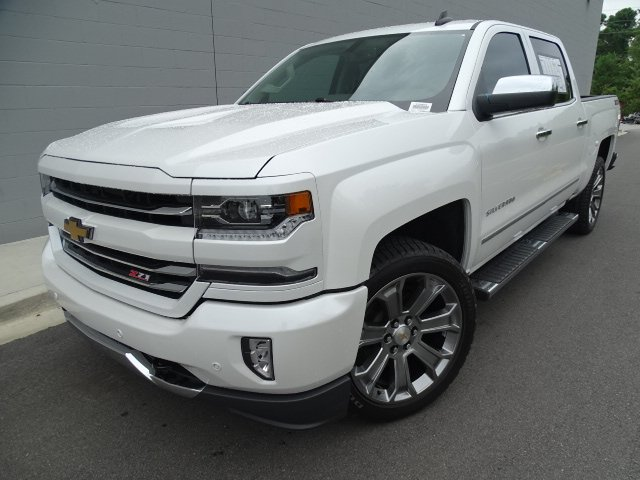 2017 Silverado 1500 Crew Cab 4x4, Pickup #170931 - photo 4