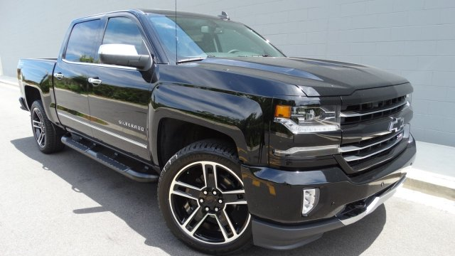 2017 Silverado 1500 Crew Cab 4x4, Pickup #170941 - photo 8