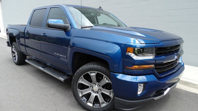 2017 Silverado 1500 Crew Cab 4x4, Pickup #170949 - photo 9