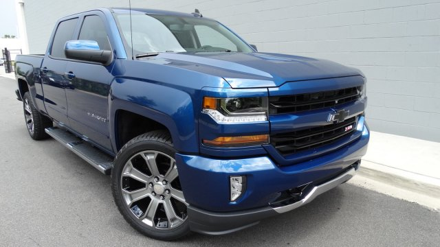2017 Silverado 1500 Crew Cab 4x4, Pickup #170949 - photo 3