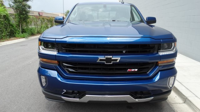 2017 Silverado 1500 Crew Cab 4x4, Pickup #170949 - photo 4