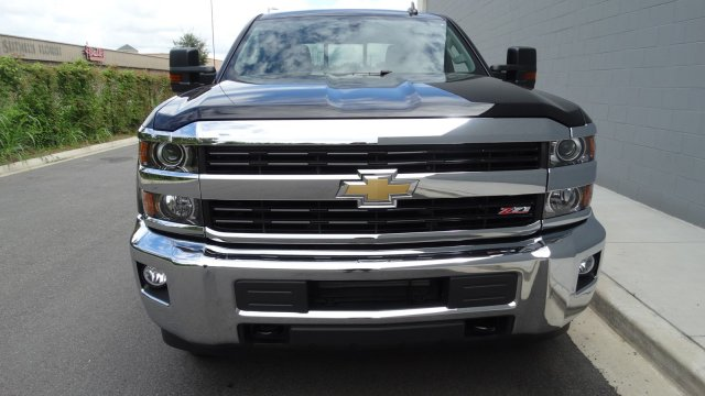 2017 Silverado 2500 Crew Cab 4x4, Pickup #170969 - photo 4