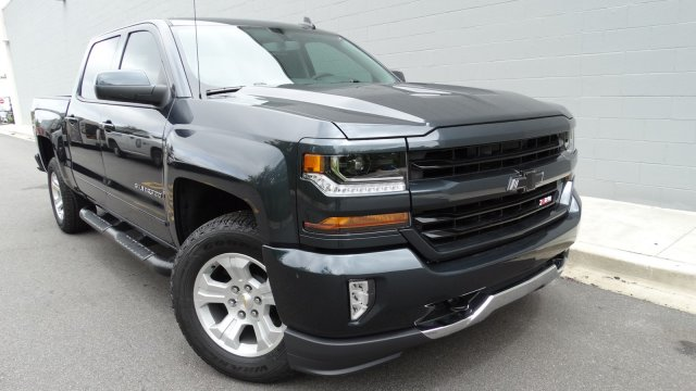 2018 Silverado 1500 Crew Cab 4x4, Pickup #180065 - photo 8