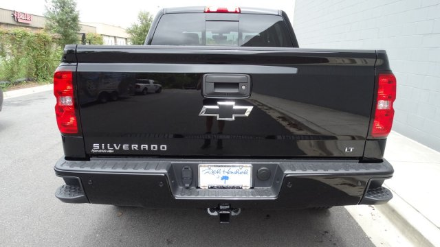 2018 Silverado 1500 Crew Cab 4x4 Pickup #180067 - photo 6