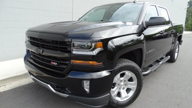 2018 Silverado 1500 Crew Cab 4x4, Pickup #180070 - photo 4