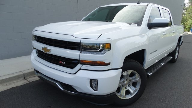 2018 Silverado 1500 Crew Cab 4x4, Pickup #180081 - photo 5