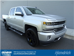 2018 Silverado 1500 Crew Cab 4x4 Pickup #180086 - photo 1