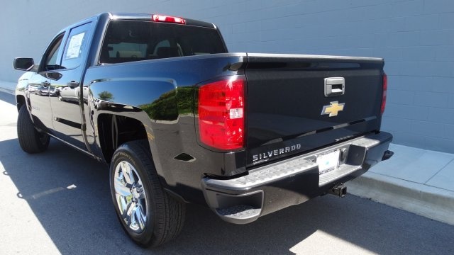 2018 Silverado 1500 Crew Cab Pickup #180087 - photo 6