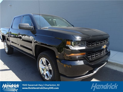 2018 Silverado 1500 Crew Cab Pickup #180087 - photo 1