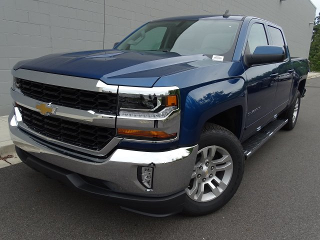 2018 Silverado 1500 Crew Cab Pickup #180089 - photo 10