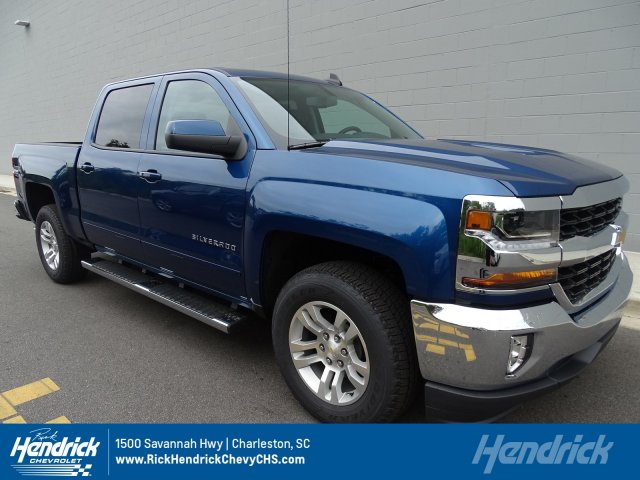 2018 Silverado 1500 Crew Cab Pickup #180089 - photo 1