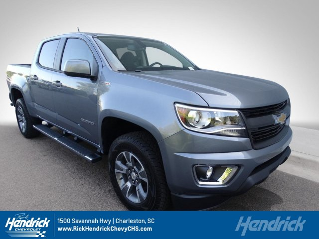 2018 Colorado Crew Cab 4x4, Pickup #180109 - photo 1