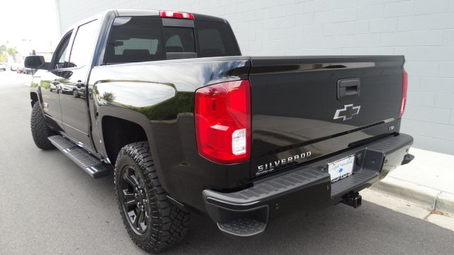 2018 Silverado 1500 Crew Cab 4x4 Pickup #180115 - photo 5