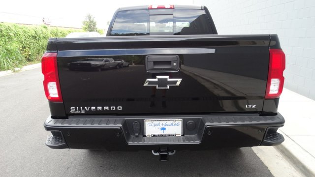 2018 Silverado 1500 Crew Cab 4x4 Pickup #180115 - photo 6