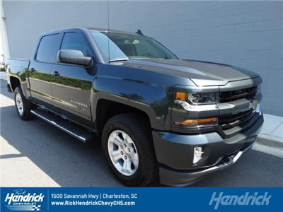 2018 Silverado 1500 Crew Cab 4x4 Pickup #180133 - photo 1