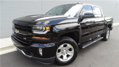 2018 Silverado 1500 Crew Cab 4x4 Pickup #180149 - photo 10