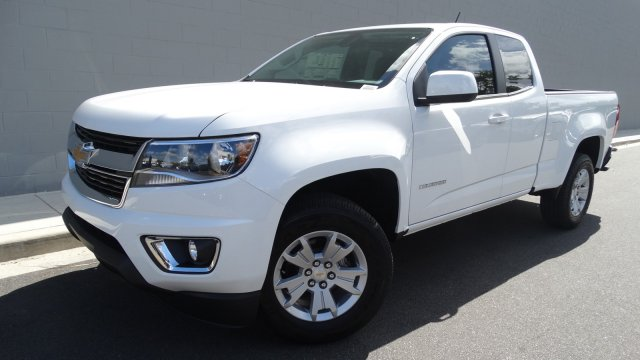2018 Colorado Extended Cab Pickup #180157 - photo 9