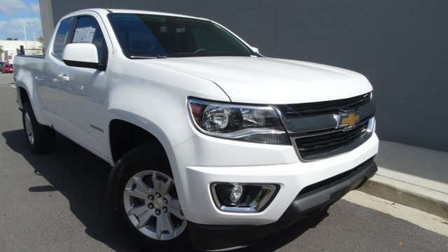 2018 Colorado Extended Cab Pickup #180157 - photo 8