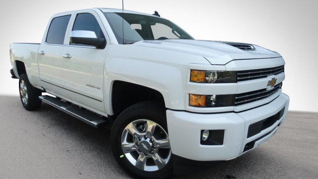 2018 Silverado 2500 Crew Cab,  Pickup #180158 - photo 9