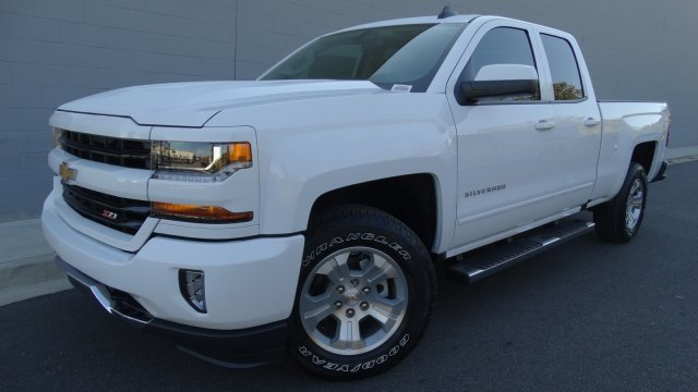 2018 Silverado 1500 Extended Cab 4x4 Pickup #180220 - photo 10