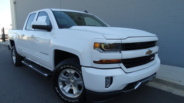 2018 Silverado 1500 Extended Cab 4x4 Pickup #180220 - photo 7