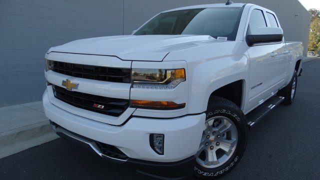 2018 Silverado 1500 Extended Cab 4x4 Pickup #180220 - photo 4