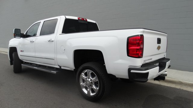 2018 Silverado 2500 Crew Cab 4x4 Pickup #180261 - photo 7