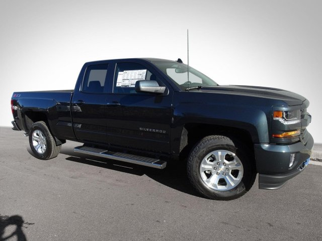 2018 Silverado 1500 Double Cab 4x4, Pickup #180263 - photo 10