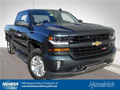 2018 Silverado 1500 Double Cab 4x4, Pickup #180263 - photo 1