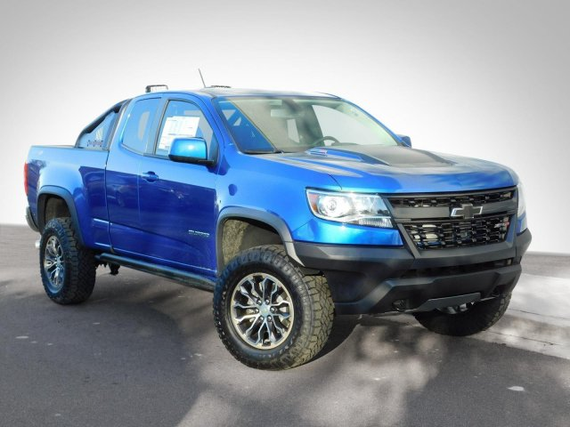 2018 Colorado Extended Cab 4x4, Pickup #180270 - photo 3