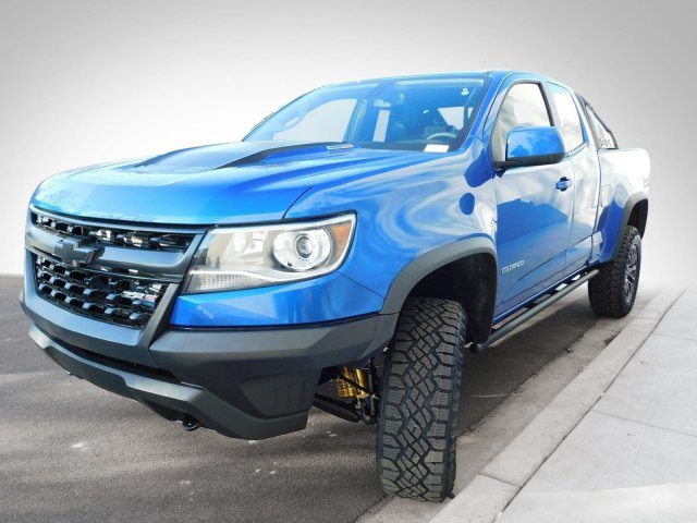 2018 Colorado Extended Cab 4x4, Pickup #180270 - photo 5
