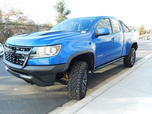 2018 Colorado Extended Cab 4x4, Pickup #180270 - photo 11
