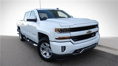 2018 Silverado 1500 Crew Cab 4x4, Pickup #180283 - photo 4