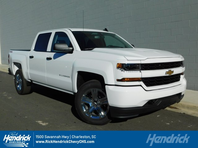 2018 Silverado 1500 Crew Cab 4x4 Pickup #180285 - photo 1