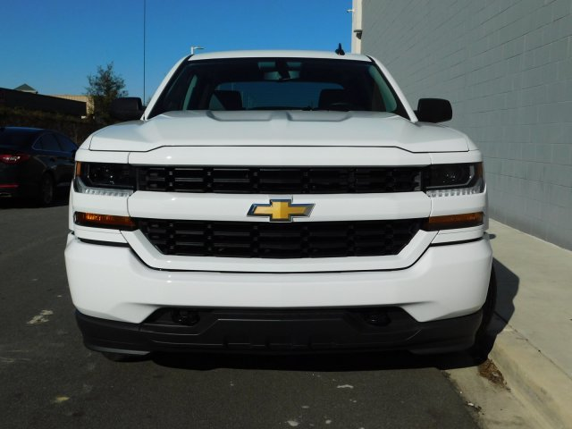2018 Silverado 1500 Crew Cab 4x4 Pickup #180285 - photo 4
