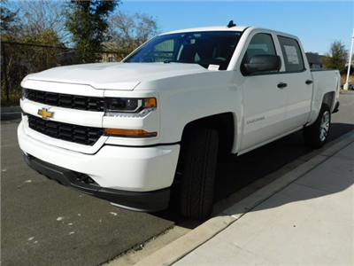 2018 Silverado 1500 Crew Cab 4x4 Pickup #180285 - photo 12