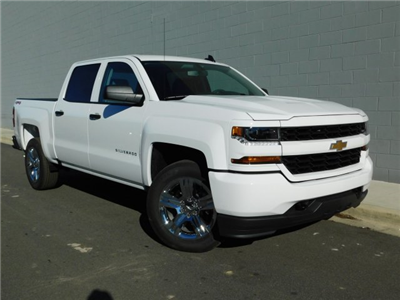 2018 Silverado 1500 Crew Cab 4x4 Pickup #180285 - photo 3