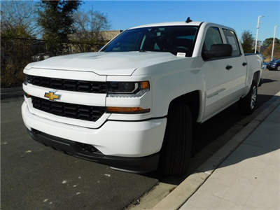 2018 Silverado 1500 Crew Cab 4x4 Pickup #180285 - photo 5