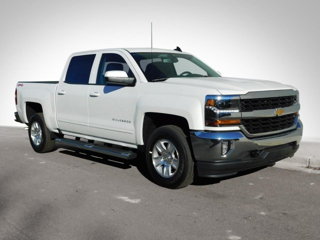 2018 Silverado 1500 Crew Cab 4x4, Pickup #180287 - photo 3