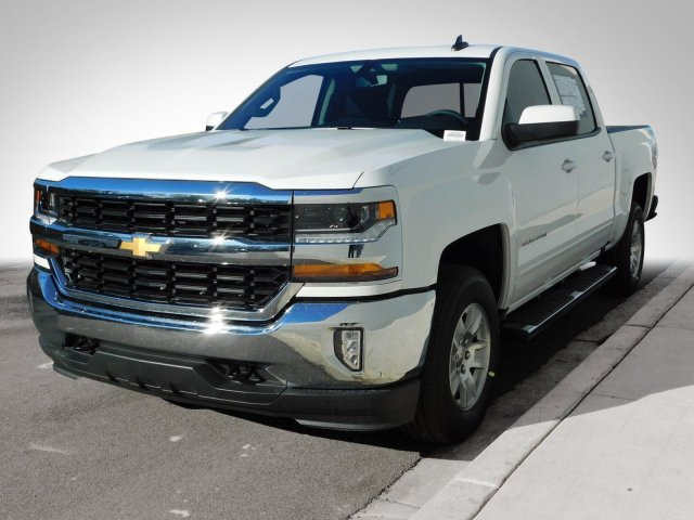2018 Silverado 1500 Crew Cab 4x4, Pickup #180287 - photo 5