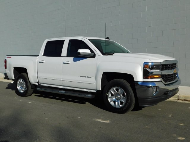 2018 Silverado 1500 Crew Cab 4x4, Pickup #180287 - photo 11