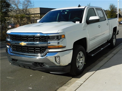 2018 Silverado 1500 Crew Cab 4x4, Pickup #180287 - photo 12