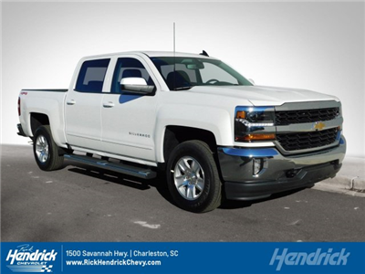 2018 Silverado 1500 Crew Cab 4x4, Pickup #180287 - photo 1