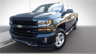 2018 Silverado 1500 Crew Cab 4x4, Pickup #180294 - photo 10