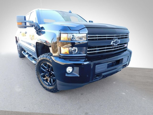 2018 Silverado 2500 Crew Cab 4x4, Pickup #180302 - photo 3